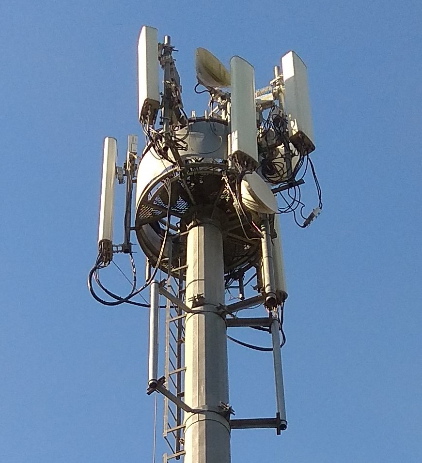 Telco Tower for Monitoring