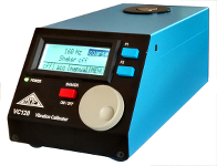 Variable Frequency Accelerometer Calibrator